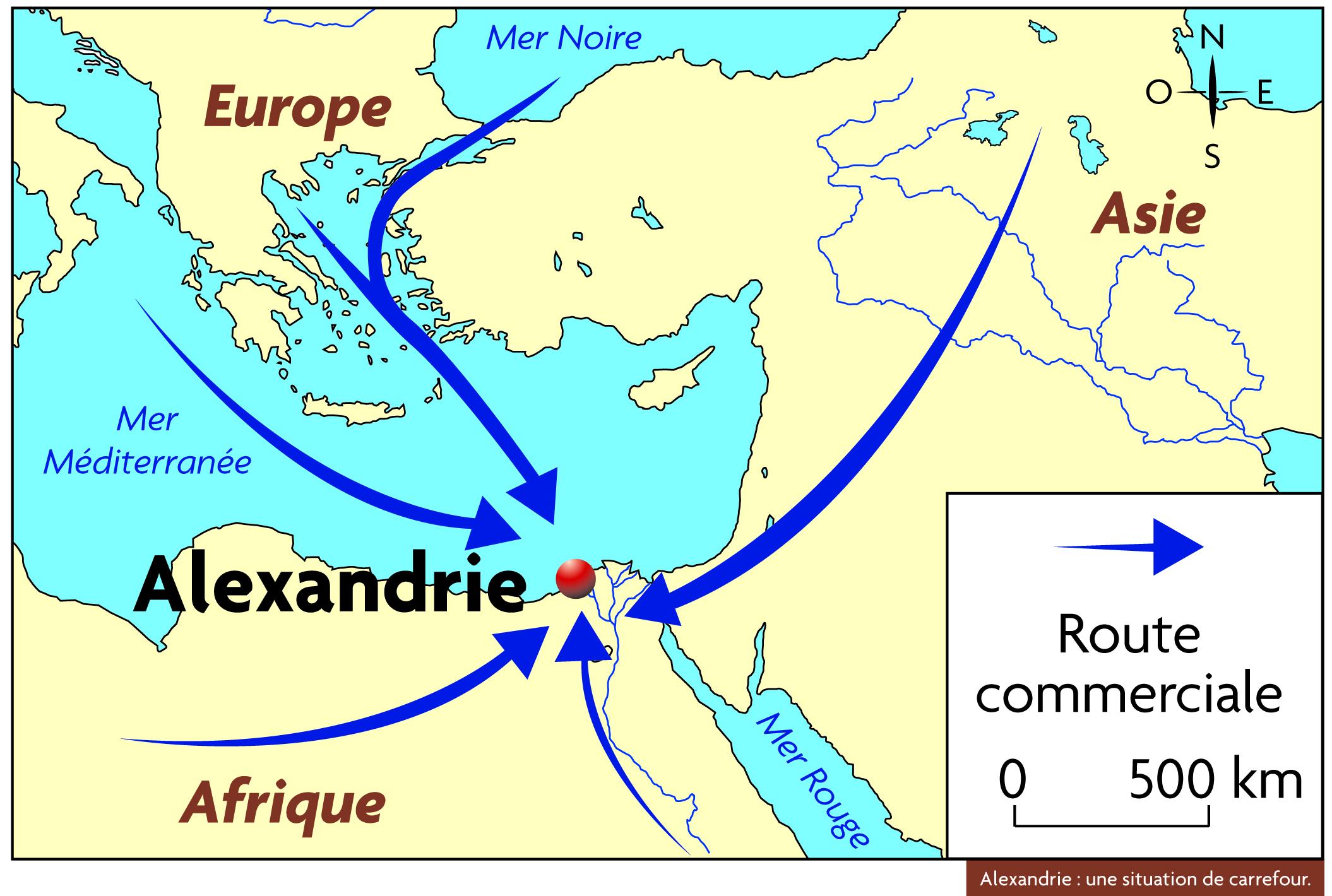 alexandrie-carte